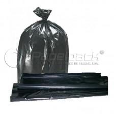 Saco Lixo 52x60cm Preto Kg