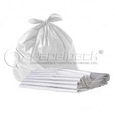 Saco Lixo 52x60cm Branco Kg
