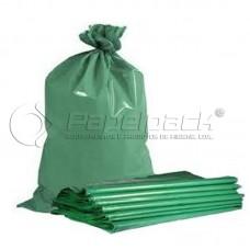 Saco Lixo 97x125cm Verde Kg