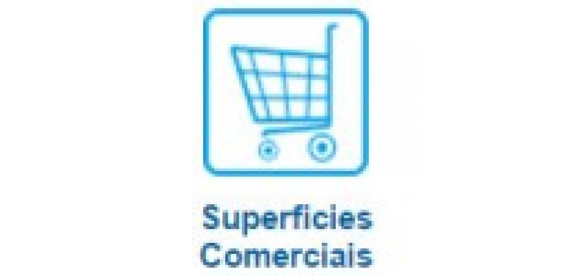 Superficies Comerciais